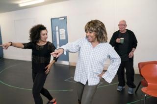 Tina Turner - London - Tina The Musical Rehearsal - 2018 4