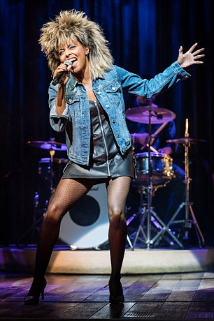 Tina Turner Musical 2018 - Adrienne Warren