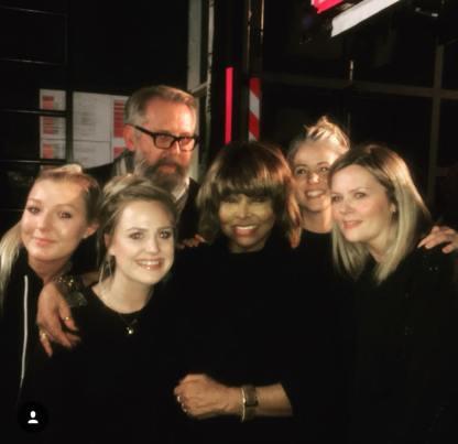 Tina Turner - TINA Musical Preview 2018
