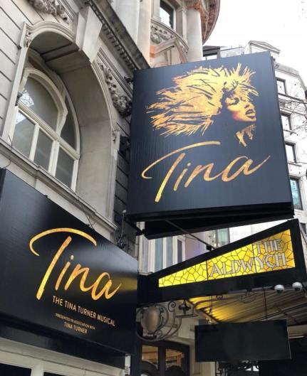 Tina Turner - TINA The Musical - London 2018 - Promo 3