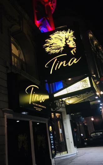 Tina Turner - TINA The Musical - London 2018 - Promo 5