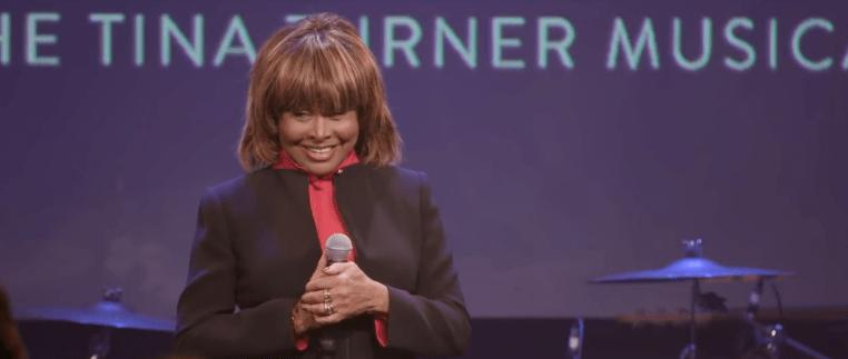 Tina Turner - TINA The Musical - London 2018 - Promo at 20.48.54