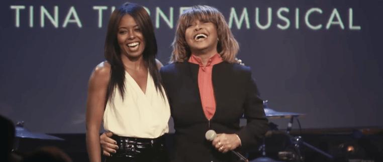Tina Turner - TINA The Musical - London 2018 - Promo at 20.49.53