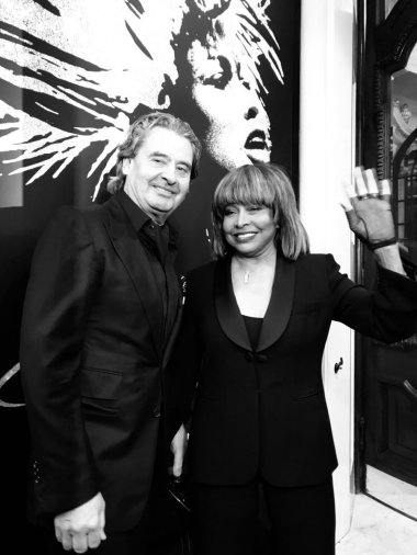 Tina Turner and Erwin Bach - Tina The Musical Premiere (2018)