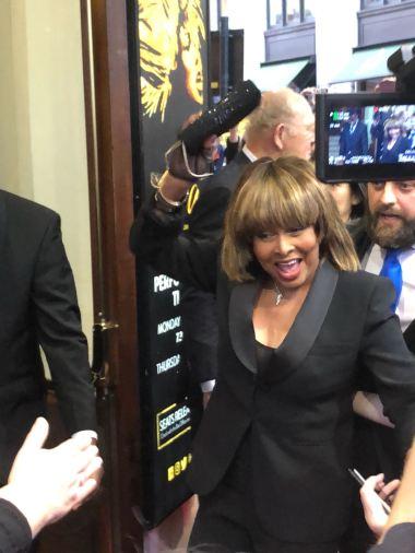 Tina Turner Musical Premiere 2018 3