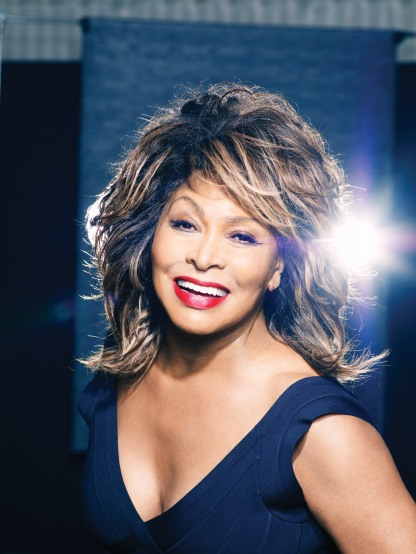 Tina Turner 2008 Tour Promo