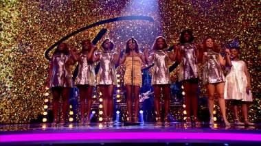 Tina The Musical - Britains's Got Talent 2018 1