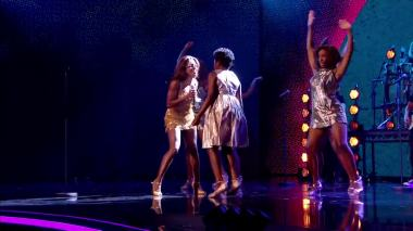 Tina The Musical - Britains's Got Talent 2018 10