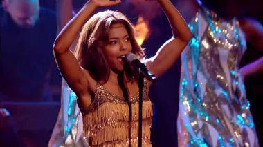 Tina The Musical - Britains's Got Talent 2018 17