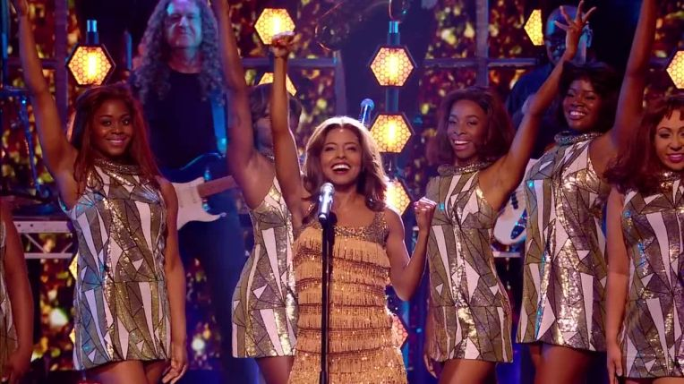 Tina The Musical - Britains's Got Talent 2018 3