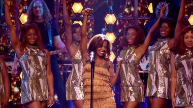 Tina The Musical - Britains's Got Talent 2018 4