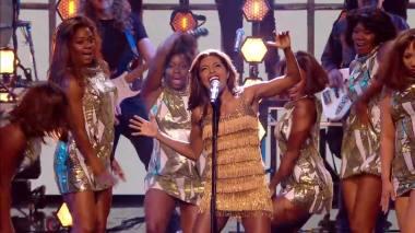 Tina The Musical - Britains's Got Talent 2018 6