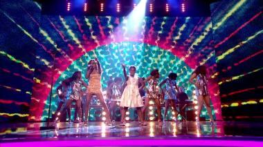 Tina The Musical - Britains's Got Talent 2018 8