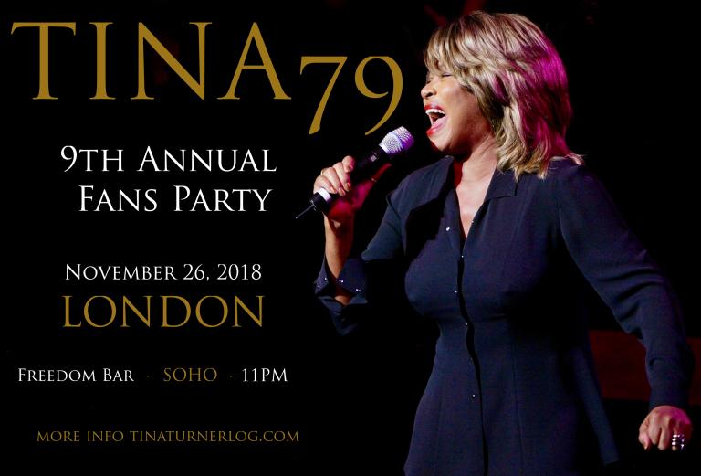 TINA 79 - London 2018