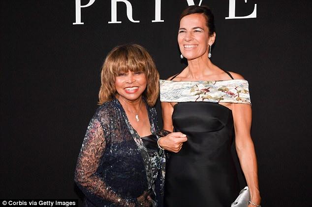 Tina Turner - Paris - Armani 2018 4
