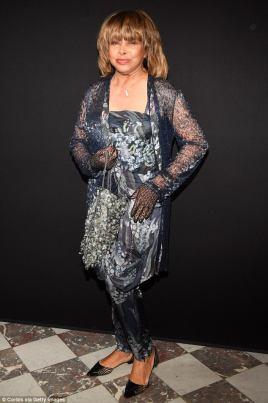 Tina Turner - Paris - Armani 2018 5