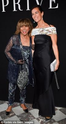 Tina Turner - Paris - Armani 2018 6