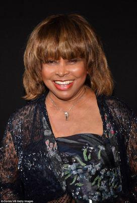 Tina Turner - Paris - Armani 2018