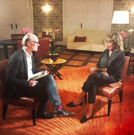 Tina Turner BBC Interview 2