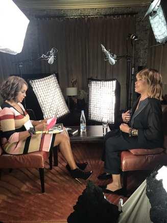 Tina Turner BBC Interview 2018 - 1