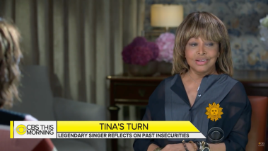 Tina Turner - Gayle King Interwiew -Zurich 2018 - Promo My Love Story - Musical
