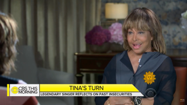 Tina Turner - Gayle King Interwiew -Zurich 2018 - Promo My Love Story - Musical 2