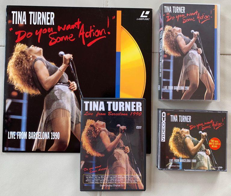 Tina Turner - Barcelona 1990 - 1