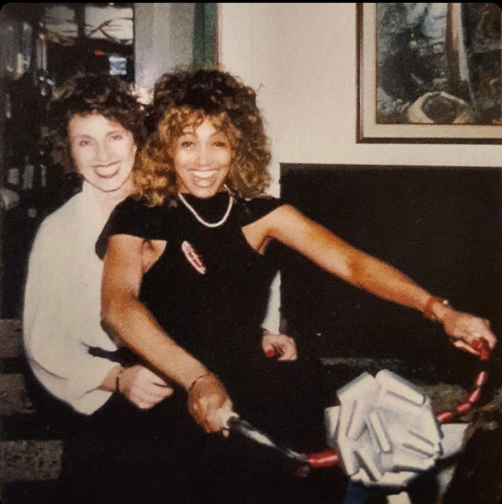 Age tina death turner Tina Turner's